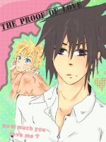 the proof of love SasuNaru doujin by CindyKirsty