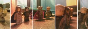 Harry Potter LEGO. by wiing-it