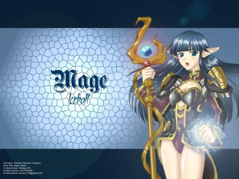 Mage by therese678