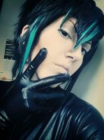 Starfighter by HamletMachine - Cain Cosplay W.I.P. by Murdoc-lein