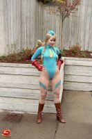Cammy Cosplay Ikuy 12 by TheUnbeholden