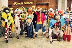 Greatest People You'll Ever Meet - One Piece Style by EnchantedCupcake
