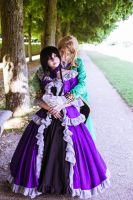 Pandora Hearts : My Everything by Wanderkitsun3
