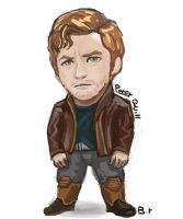 Guardians of the Galaxy-Peter Quill by blunderART