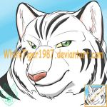 My Icon by WhiteTiger1987