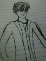 Harry Potter Drawing 1 by Bic-comics
