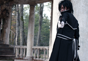 Pandora Hearts: Gil by causless