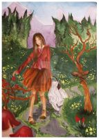 Red Riding Hood by ChoAngel