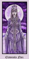 Clavicula Nox - bookmark by HypnoticRose