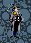 Inspector Gadget! by CreedStonegate