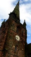 St. Margaret Church: Tower by metal-steffi