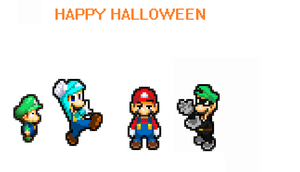 Happy Halloween 2014 by mbf1000