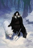 Beyond the Wall by Immp