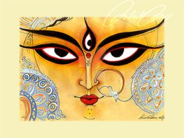 durga by duhi