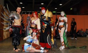 Heavenly Sword group by 14th-division