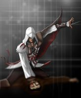 Ezio - Assassins Creed by StolenFeather