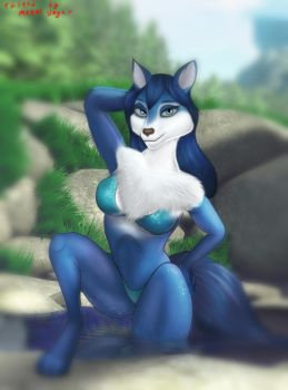 Bianca's Pin-up ( Sheep and Wolves ) by Metalslayer777