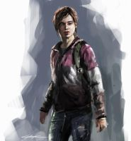 Ellie by VitoSs