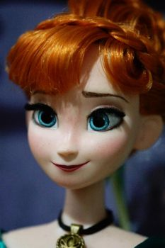 Close Up LE Anna repaint by lulemee