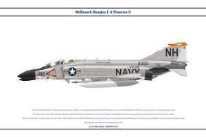 F-4B USA VF-114 1 by WS-Clave