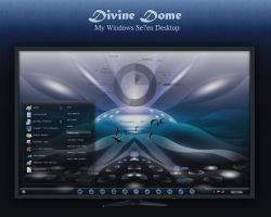 Divine Dome... my Win7 Setup by rvc-2011