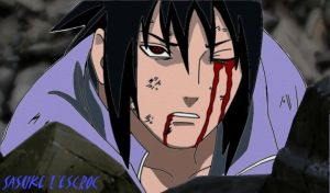 Injured by Sasuke-l-escroc