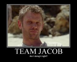 Team Jacob? by Dracowulf