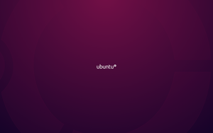 Ubuntu Wallpaper by shitsukesen