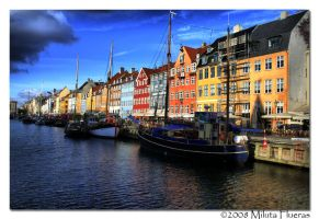 Nyhavn HDR 3 by miluta