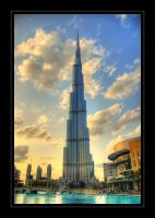 World's Tallest by aqueel