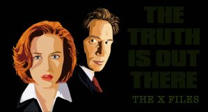 THE X FILES by asylumdaz