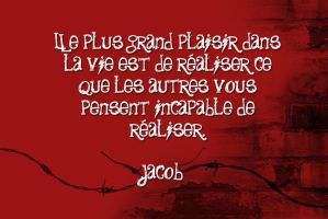 Proverbe by Jacobdz