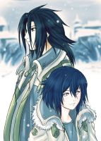 Sasuke and Hinata by Hastezone