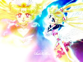 Eternal Sailor Moon by Lio-Sun