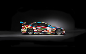 BMW M3 GT2 2010 Art Car by Subwoover