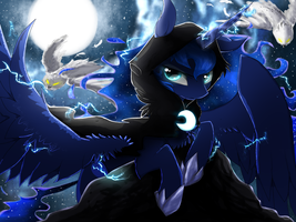 Night Watch by 96paperkuts