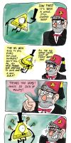 Flattering gets you nowhere aka Stan's comeback by SnappySnape