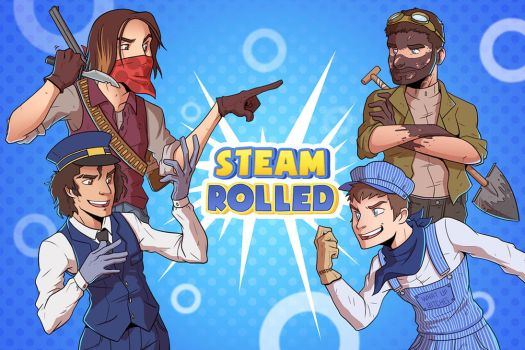 Steam Rolled by CauseImDanJones