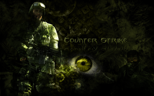 Counter-Strike Wallpaper by heliopelago
