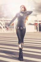 Jean Grey  - Phoenix (HD) by Evejo