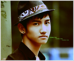 Green Changmin by IrethStyle