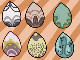 .: Vintage Egg Adopts :. by LIMELlGHT