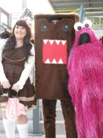 Domo by SweetOnMyLips