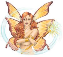 Goldenfae by Taesa