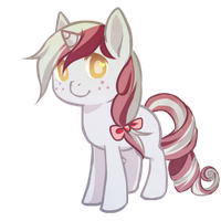 FREE pony adoptable! ENDED by YurisAdopts
