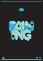 RAINING by fivedesign