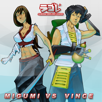 SDL Vince vs Migumi by Eternityhero