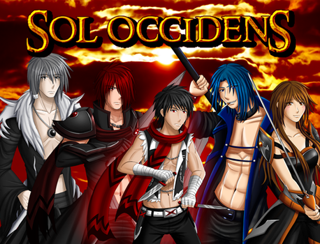 Sol Occidens Title Screen Update by DemonHuntRPG