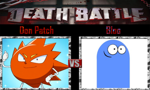 Don Patch vs Bloo by SonicPal