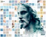 Pixelated Jesus by eggay